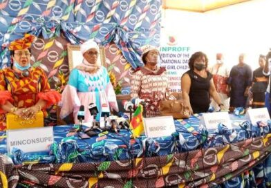 International Day Of The Girl Child – Marie Thérèse Abena Ondoa Calls For Responsible Use Of The Social Media To Limit Violence Against The Girl Child